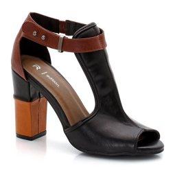 Boots ouvertes La Redoute, 39,99 euros